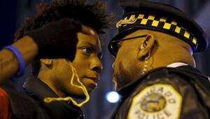 ABDde Chicago polisinin şiddeti resmileşti