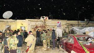 Şam'daki askeri hava üssüne gizemli saldırı
