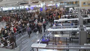 İstanbuldaki havalimanlarını 90 milyon yolcu kullandı