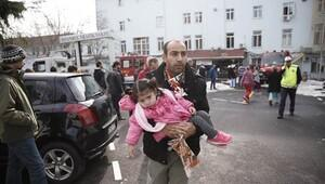 Son dakika: Şişli Etfal Hastanesinde korkutan yangın