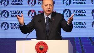 Cumhurbaşkanı Erdoğan: Risk almadan bu iş yürümez