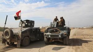 Irak Musulun güneydoğusunda kontrolü sağladı