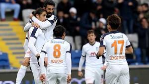 Medipol Başakşehir 5-0 Kayserispor / MAÇIN ÖZETİ