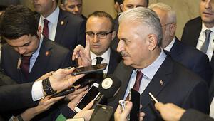 İlk 4 madde tartışmasının ardından Başbakandan açıklama geldi