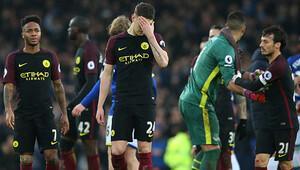 Everton, Manchester Cityyi dağıttı