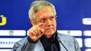Aziz Yıldırımdan Adanaspor maçı sonrası flaş açıklamalar