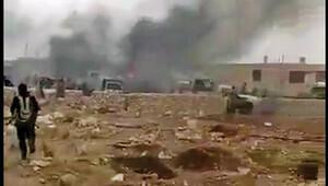 DEAŞ bombalı araçla saldırdı
