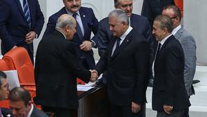 Anayasa değişiklik görüşmelerinin birinci turu tamamlandı
