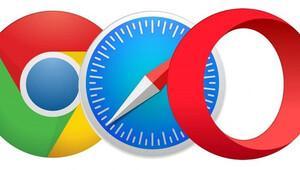 Chrome, Safari ve Operadaki tehlikeye dikkat