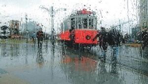 İstanbulda 5 gün yağmur var