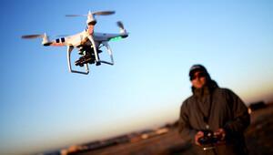 Etrafımız artık drone kaynıyor