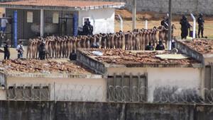 Brezilyadaki cezaevlerinden kan donduran fotoğraflar