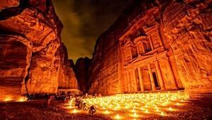 Ürdünün üç güzeli: Petra, Wadi Rum ve Akabe