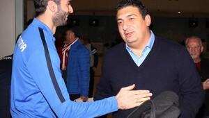 Antalyaspor Başkanı Öztürk: Galibiyetin mutluluğunu yaşıyoruz