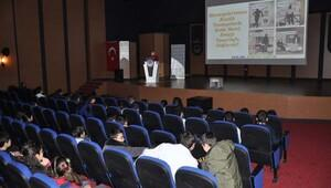Öğrencilere enerji tasarrufu anlatıldı