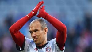 Robben, Bayern Münihle nikâh tazeledi