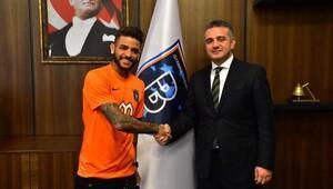 Medipol Başakşehir, Junior Caiçara ile sözleşme imzaladı