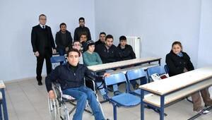 Besni'de Hasta kabul kursu başladı