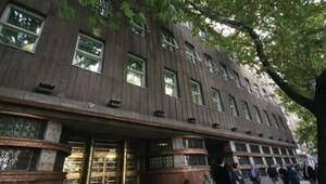 Tarihi binada 'kaplamalar çalındı' iddiası