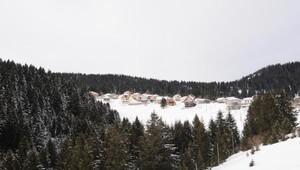 Giresunun yaylaları kış aylarında da cazibe merkezi oluyor