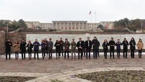 TGBden Meclis önünde eylem
