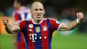 Arjen Robben resmen açıklandı Sözleşme...
