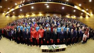 Şampiyonlar Yaşar Doğu için Samsun'da buluştu