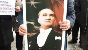 Bucada CHPlilerden başkanlığa karşı 3 günlük eylem