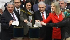 Karaaslan : Anayasa değişikliği Türkiyenin geleceği