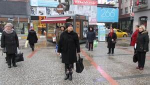 Balıkesirde CHPli kadınlardan yeni anayasa tepkisi