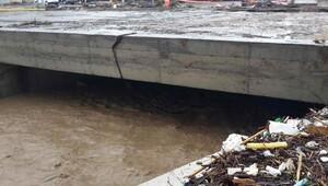Çevrecilerden şok iddia: Sel göz göre göre geldi - ek fotoğraflar