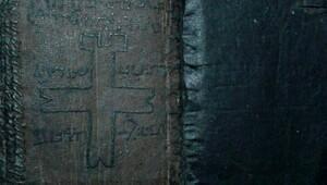 Bin 800 yıllık kitabı satmaya çalışırken yakalandı