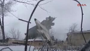 Kırgızistandan düşen uçakla ilgili yeni bilgiler