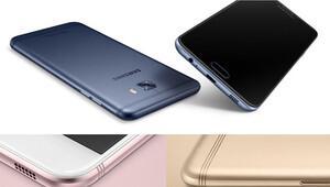 Samsungun yeni telefonu Galaxy C7 Pro tanıtıldı