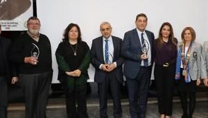 Olimpos Rotaryden Meslek Hizmet Ödülleri
