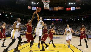 Warriorstan Cavaliersa 35 sayı fark