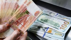 Rusya Merkez Bankası rubleyi ayağa kaldırdı
