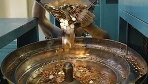 Darphanenin altın üretimi 16 yılın dibinde