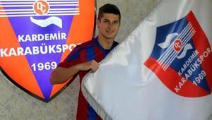 Kardemir Karabükspora Ukraynadan 3üncü transfer