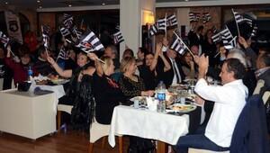 Bodrum Beşiktaşlılar gecesinde büyük coşku