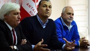 Antalyaspor Basketbol Takımına sahip çıkalım çağrısı