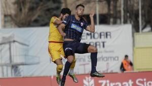 Boluspor-Kayserispor Fotoğrafları (Ziraat Türkiye Kupası)