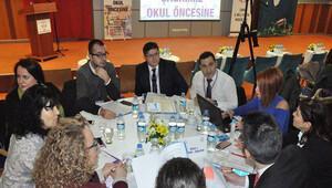 İzmir'de okul öncesi eğitimde kılavuz çalıştay