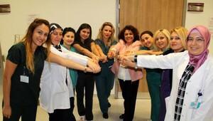 Afyonkarahisar Devlet Hastanesine sertifika