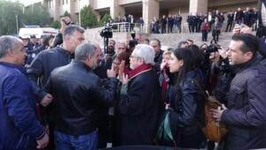 Avukat Ermişin gözaltına alınmasını protestoya dava açıldı