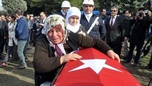 Diyarbakır şehidi doğum gününde sonsuzluğa uğurlandı