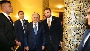 Hakan Durmuşoğlu, Başbakan Yıldırımı ziyaret etti