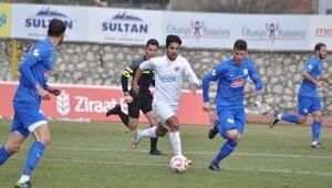 İnegölspor-Çaykur Rizespor: 0-0 (Ziraat Türkiye Kupası)