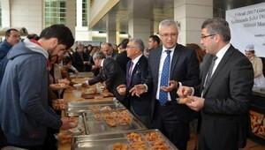 İzmir şehitleri için lokma