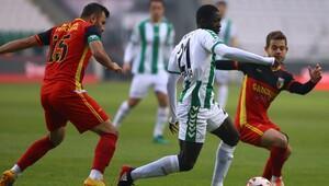 Atiker Konyaspor: 1 - Kızılcabölükspor: 0